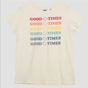 Disney X Junk Food Good Time Tee and Wrist Watch